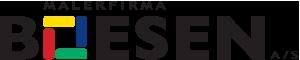 Malerfirma Boesen logo
